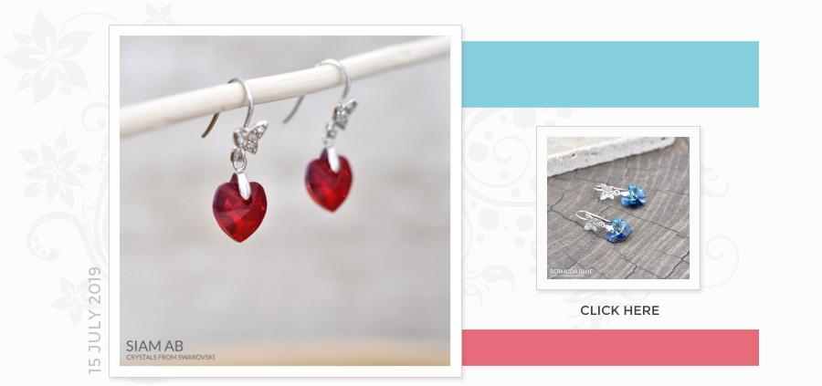 fe69309b9c Wholesale Silver Jewelry with Swarovski ® Crystal
