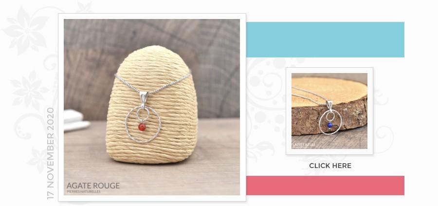 Grossiste Fournisseur Sterling Silver Gemstone Necklace